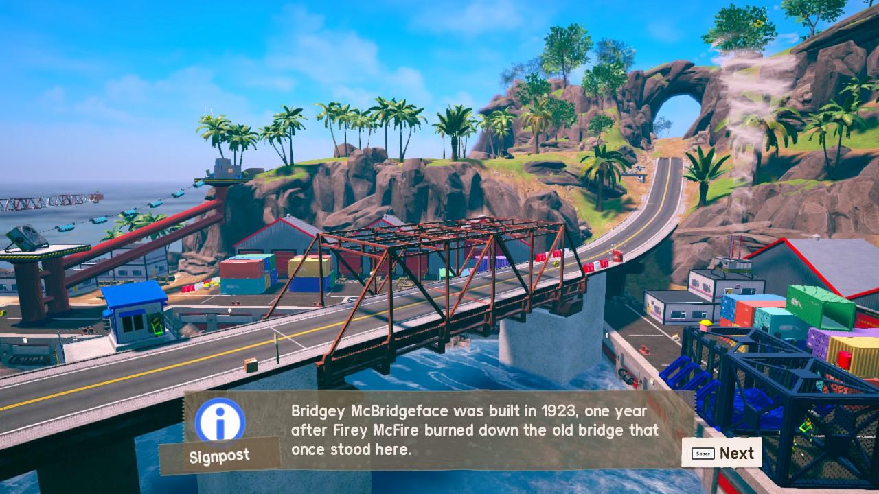Unbox - Bridge