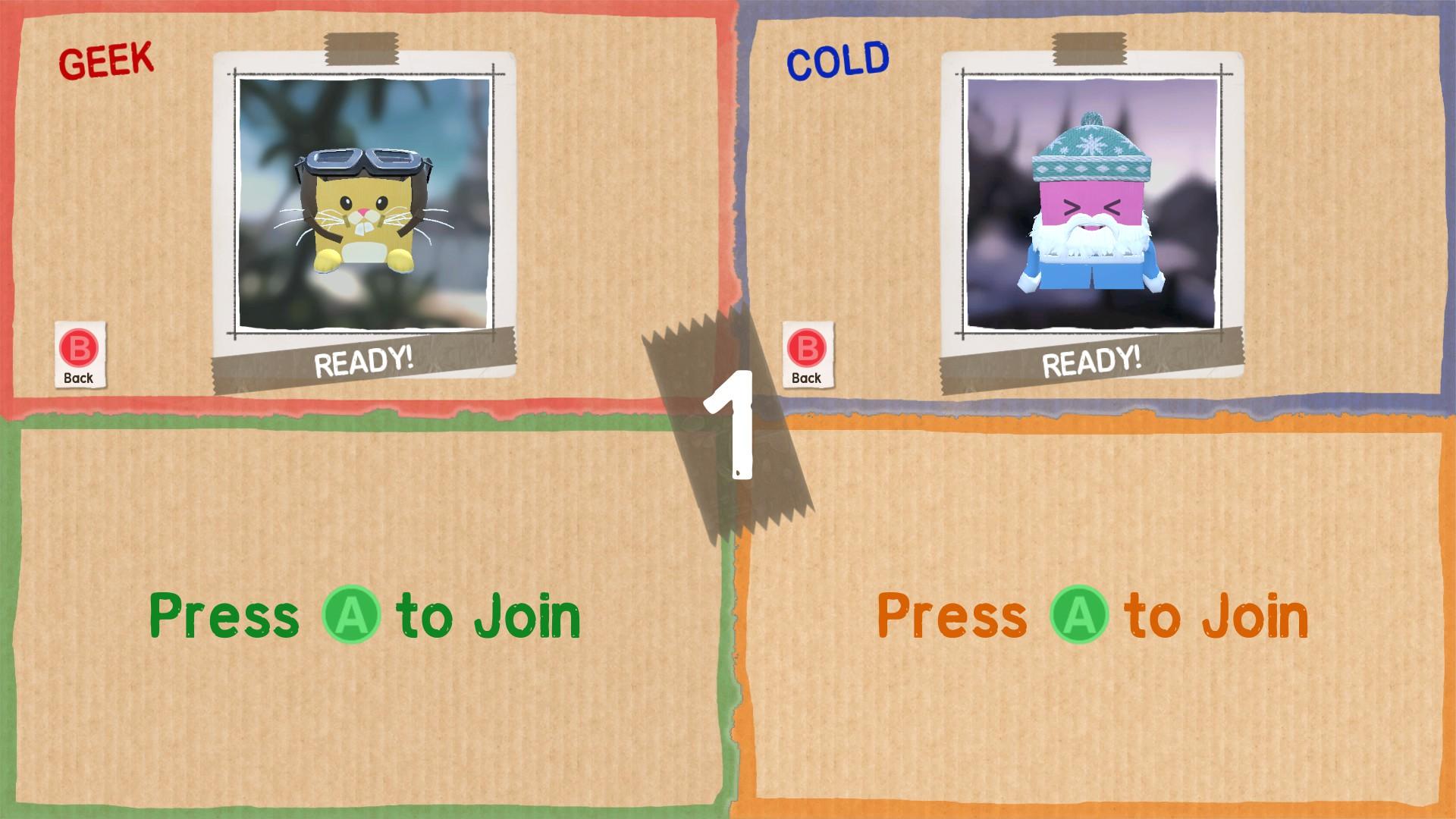 Unbox - multiplayer